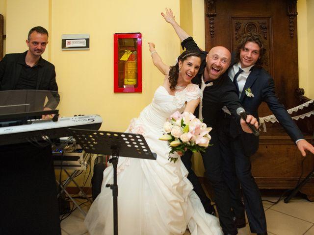 Il matrimonio di Mattia e Rosy a Misano di Gera d'Adda, Bergamo 16
