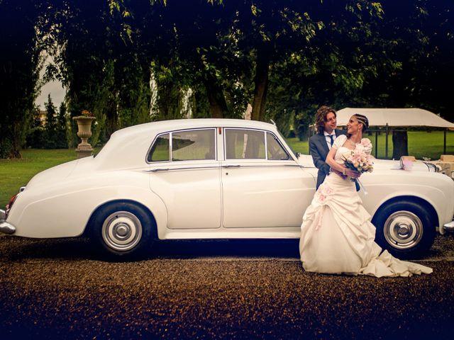 Il matrimonio di Mattia e Rosy a Misano di Gera d'Adda, Bergamo 17