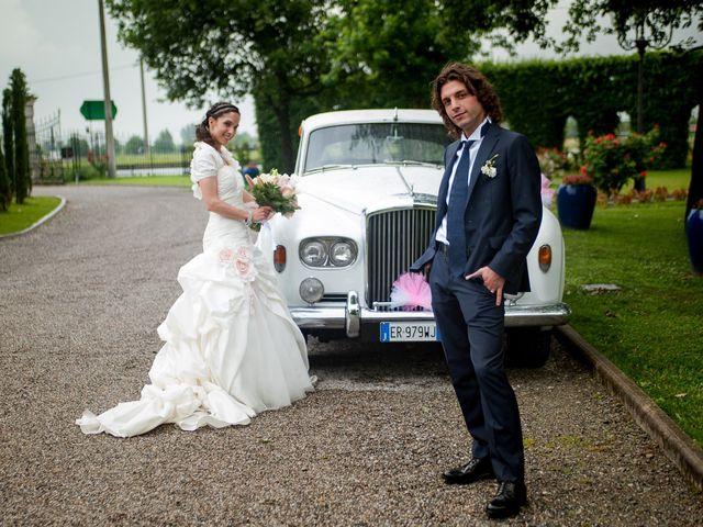 Il matrimonio di Mattia e Rosy a Misano di Gera d'Adda, Bergamo 18