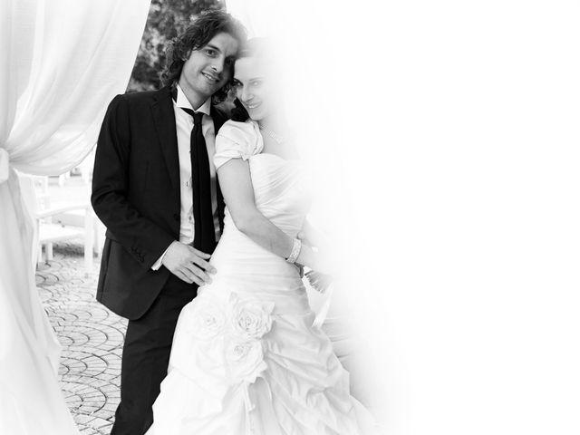 Il matrimonio di Mattia e Rosy a Misano di Gera d'Adda, Bergamo 20