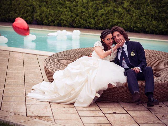 Il matrimonio di Mattia e Rosy a Misano di Gera d'Adda, Bergamo 21