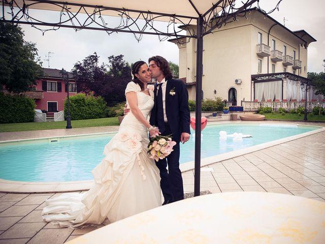 Il matrimonio di Mattia e Rosy a Misano di Gera d'Adda, Bergamo 22