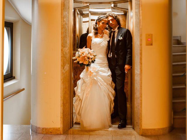 Il matrimonio di Mattia e Rosy a Misano di Gera d'Adda, Bergamo 25