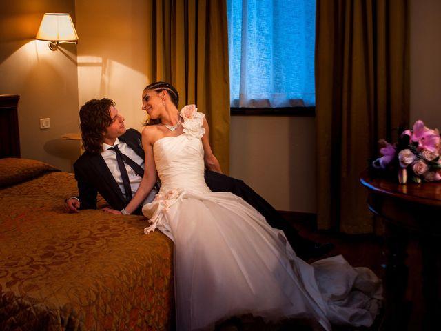 Il matrimonio di Mattia e Rosy a Misano di Gera d'Adda, Bergamo 1