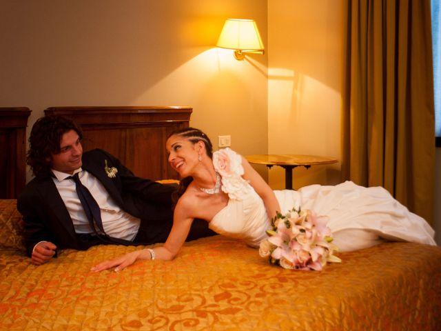 Il matrimonio di Mattia e Rosy a Misano di Gera d'Adda, Bergamo 2