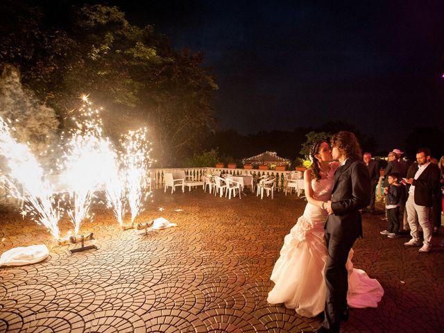 Il matrimonio di Mattia e Rosy a Misano di Gera d'Adda, Bergamo 30
