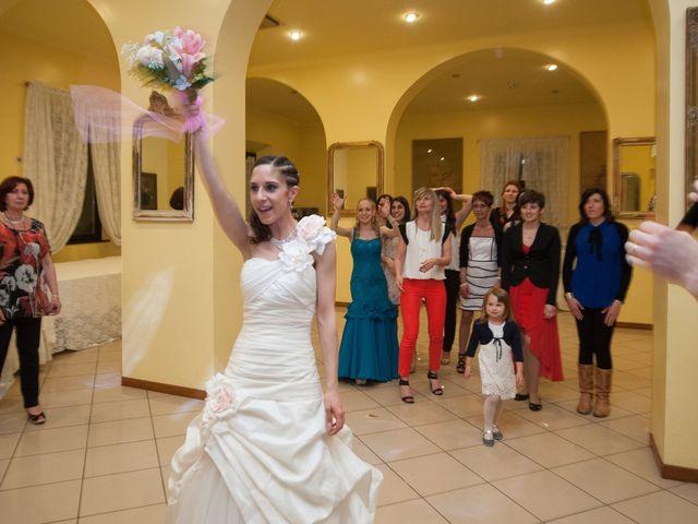 Il matrimonio di Mattia e Rosy a Misano di Gera d'Adda, Bergamo 33