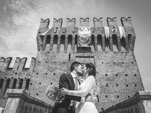 le nozze di Giulia e Marcello