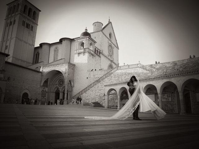 le nozze di Lucila e Luca