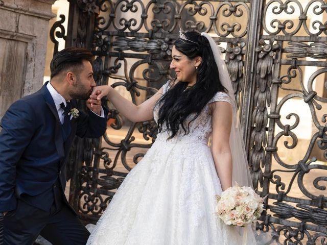 Il matrimonio di Damiano e Vanessa a Catania, Catania 1