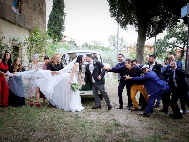 Le nozze di Marco e Caterina