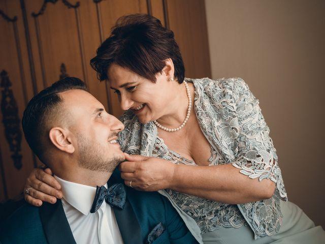 Il matrimonio di Valerio e Lucia a Sessa Aurunca, Caserta 62