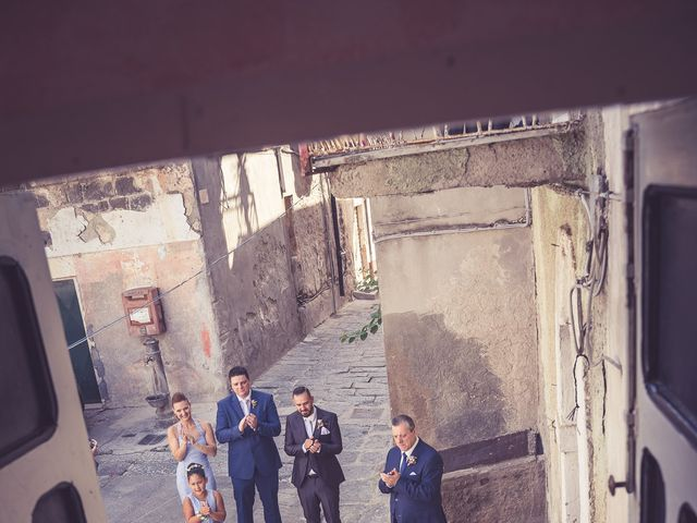 Il matrimonio di Valerio e Lucia a Sessa Aurunca, Caserta 76
