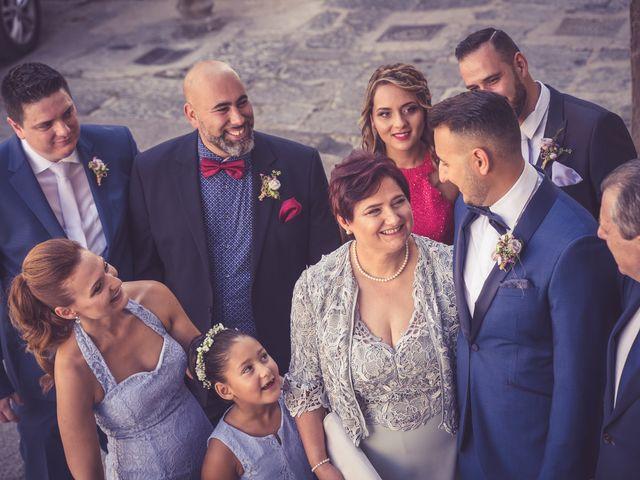 Il matrimonio di Valerio e Lucia a Sessa Aurunca, Caserta 78