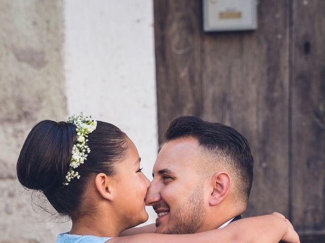 Il matrimonio di Valerio e Lucia a Sessa Aurunca, Caserta 81