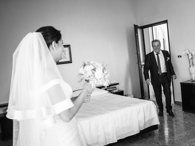 Il matrimonio di Valerio e Lucia a Sessa Aurunca, Caserta 120