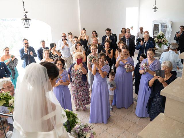 Il matrimonio di Valerio e Lucia a Sessa Aurunca, Caserta 136