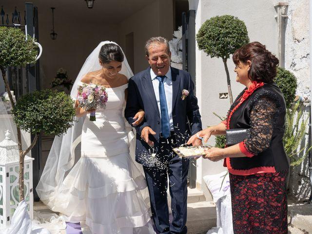 Il matrimonio di Valerio e Lucia a Sessa Aurunca, Caserta 137