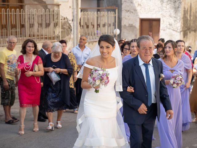 Il matrimonio di Valerio e Lucia a Sessa Aurunca, Caserta 139