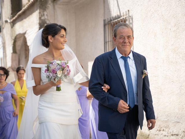 Il matrimonio di Valerio e Lucia a Sessa Aurunca, Caserta 140