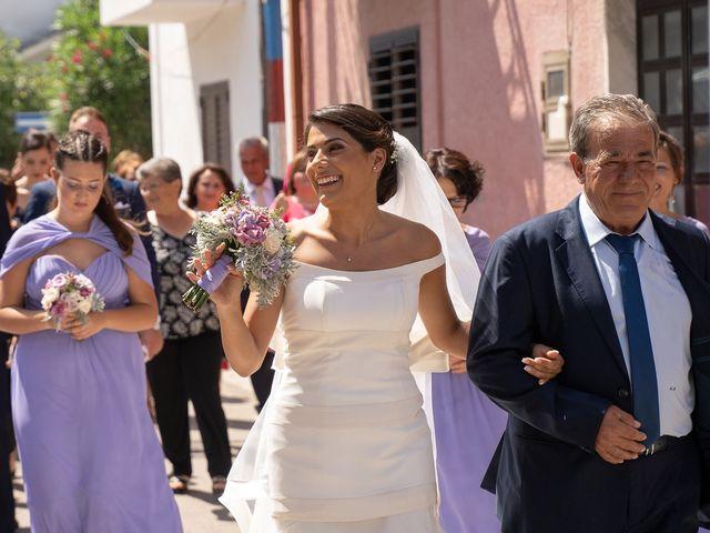 Il matrimonio di Valerio e Lucia a Sessa Aurunca, Caserta 141