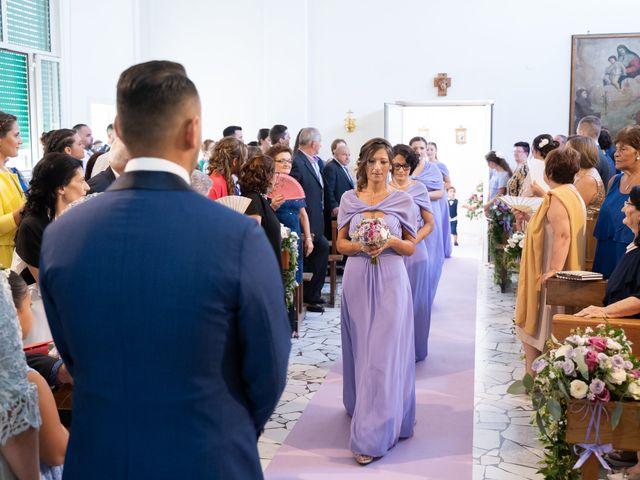 Il matrimonio di Valerio e Lucia a Sessa Aurunca, Caserta 144