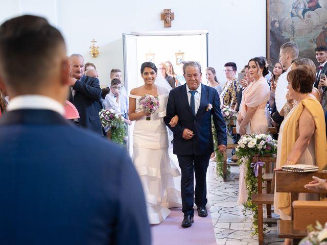 Il matrimonio di Valerio e Lucia a Sessa Aurunca, Caserta 146