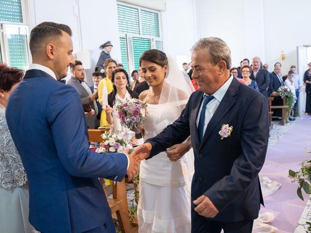 Il matrimonio di Valerio e Lucia a Sessa Aurunca, Caserta 147