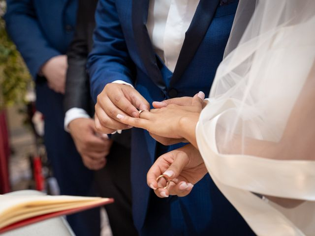 Il matrimonio di Valerio e Lucia a Sessa Aurunca, Caserta 151