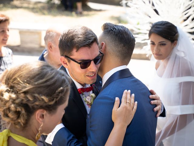 Il matrimonio di Valerio e Lucia a Sessa Aurunca, Caserta 171