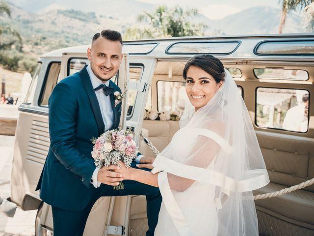 Il matrimonio di Valerio e Lucia a Sessa Aurunca, Caserta 181