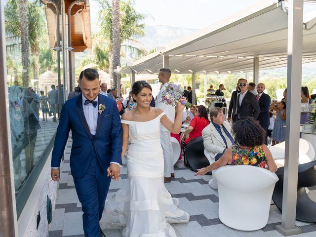 Il matrimonio di Valerio e Lucia a Sessa Aurunca, Caserta 192