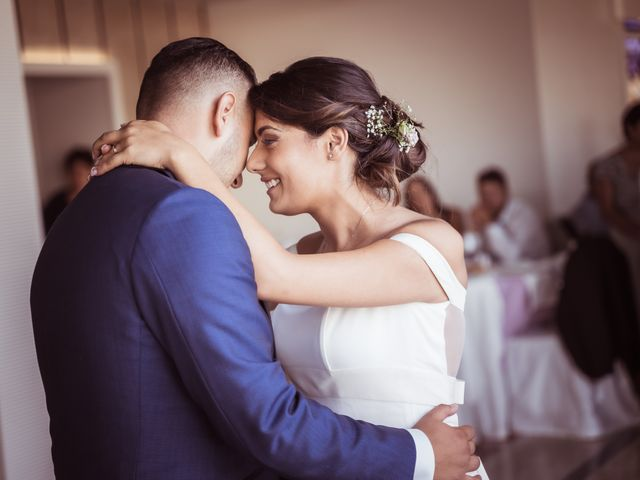 Il matrimonio di Valerio e Lucia a Sessa Aurunca, Caserta 213