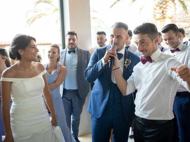 Il matrimonio di Valerio e Lucia a Sessa Aurunca, Caserta 222