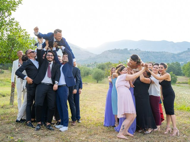 Il matrimonio di Valerio e Lucia a Sessa Aurunca, Caserta 251