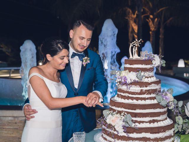 Il matrimonio di Valerio e Lucia a Sessa Aurunca, Caserta 263
