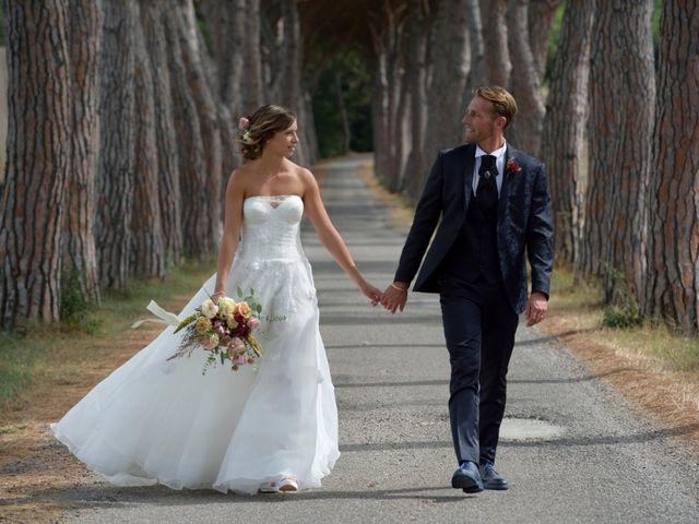 Le nozze di Alessio e Simona