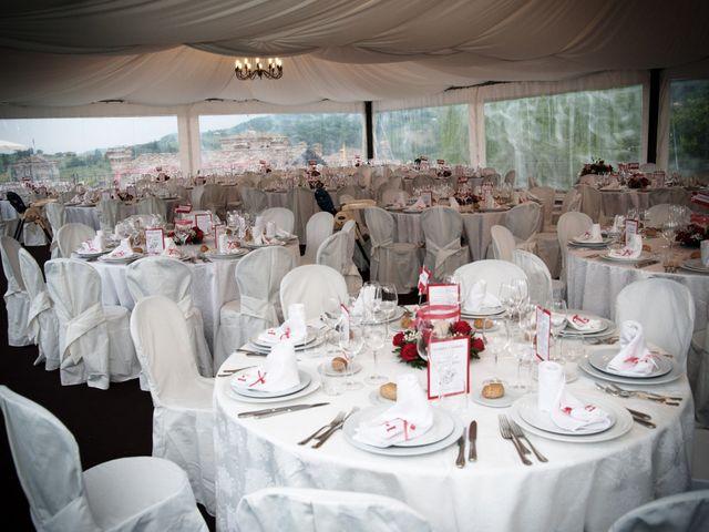 Il matrimonio di Isabella e Giuliano a Canossa, Reggio Emilia 2