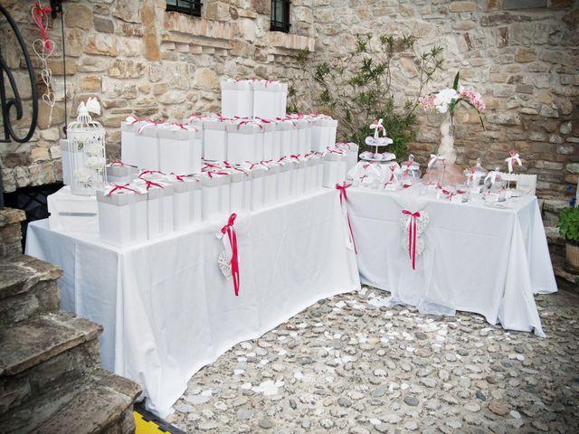 Il matrimonio di Isabella e Giuliano a Canossa, Reggio Emilia 3