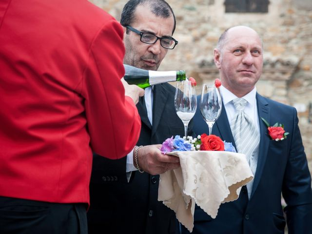 Il matrimonio di Isabella e Giuliano a Canossa, Reggio Emilia 4