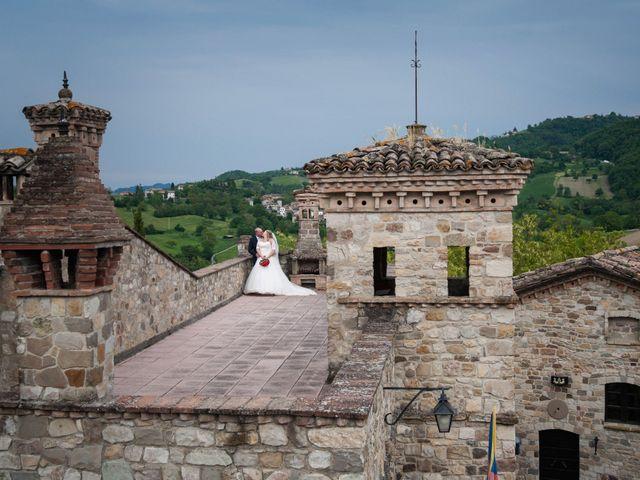 Il matrimonio di Isabella e Giuliano a Canossa, Reggio Emilia 7