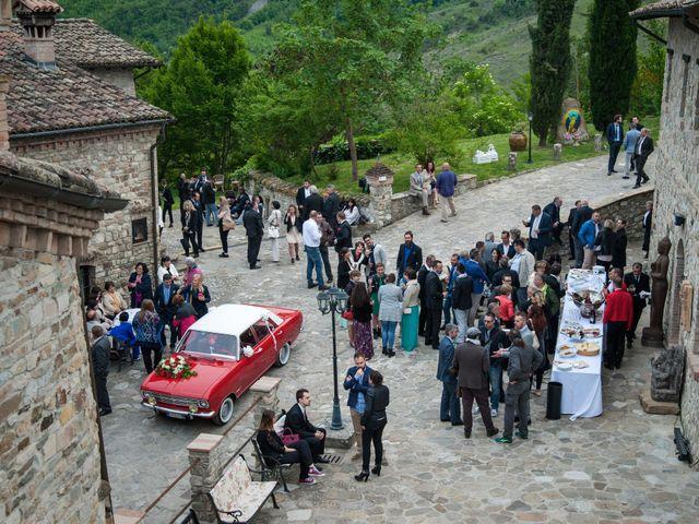 Il matrimonio di Isabella e Giuliano a Canossa, Reggio Emilia 8