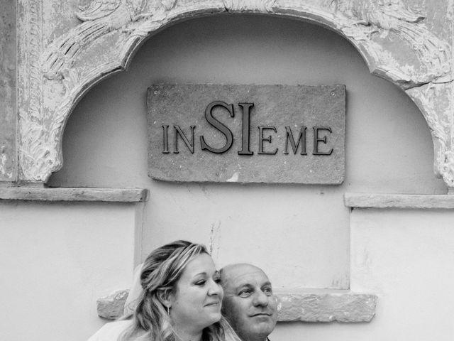 Il matrimonio di Isabella e Giuliano a Canossa, Reggio Emilia 9