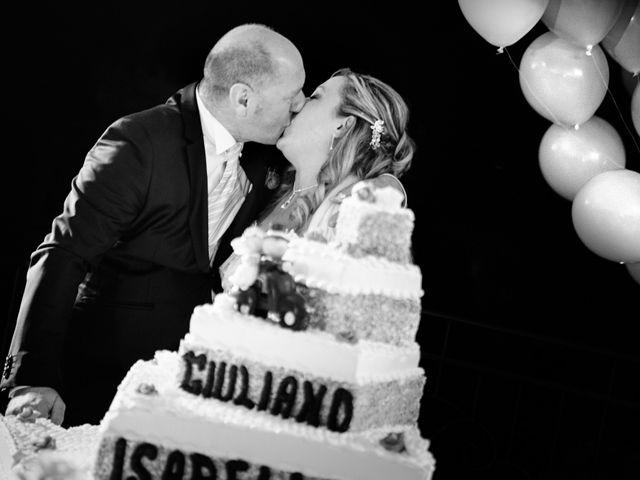 Il matrimonio di Isabella e Giuliano a Canossa, Reggio Emilia 20
