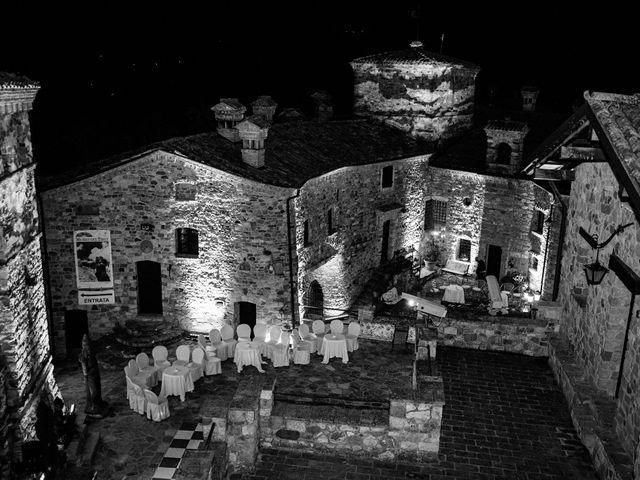Il matrimonio di Isabella e Giuliano a Canossa, Reggio Emilia 22