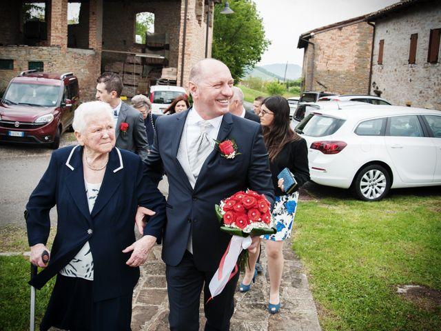 Il matrimonio di Isabella e Giuliano a Canossa, Reggio Emilia 31