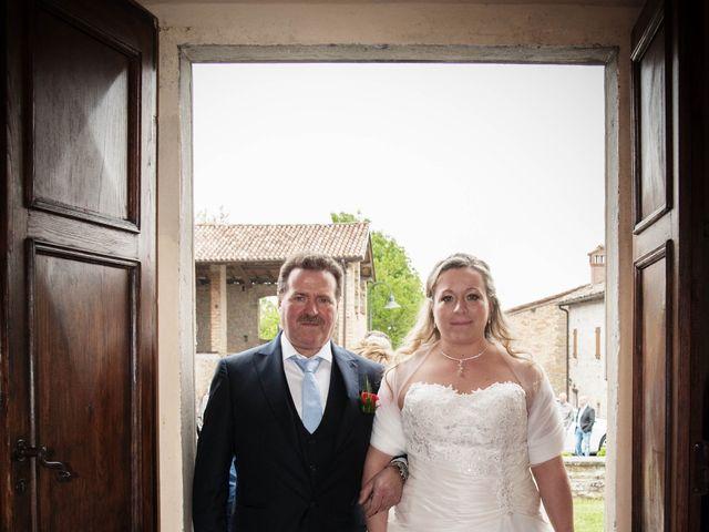 Il matrimonio di Isabella e Giuliano a Canossa, Reggio Emilia 33