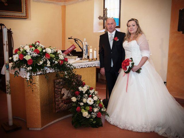 Il matrimonio di Isabella e Giuliano a Canossa, Reggio Emilia 37