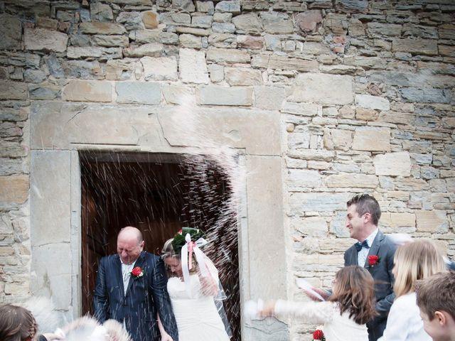 Il matrimonio di Isabella e Giuliano a Canossa, Reggio Emilia 38