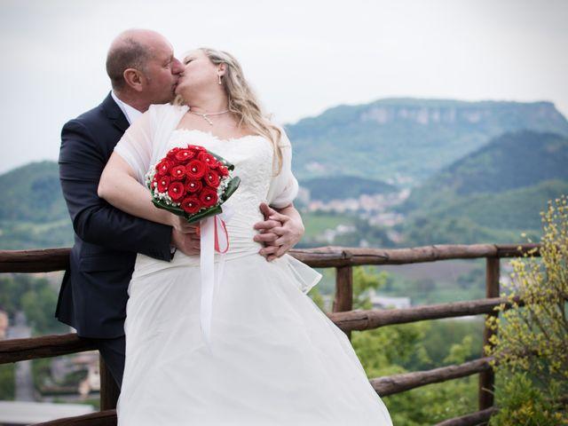 Il matrimonio di Isabella e Giuliano a Canossa, Reggio Emilia 1